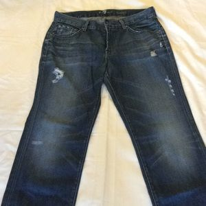 """Mens 7 For All Mankind """"Austyn"""" Jeans"""